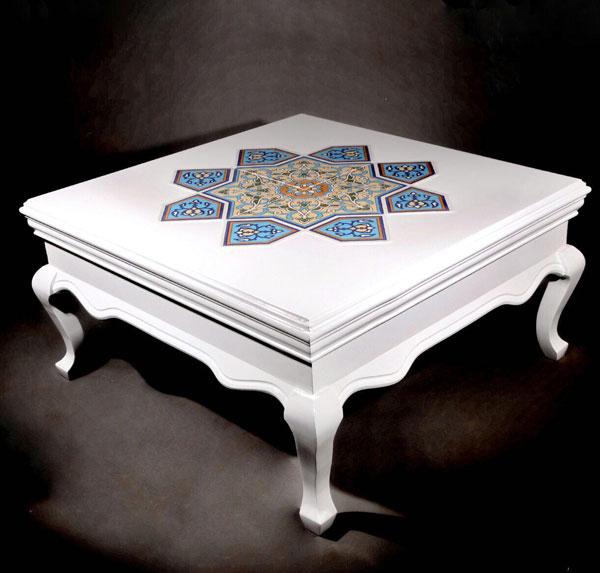 خرید میز جلو مبلی کلاسیک