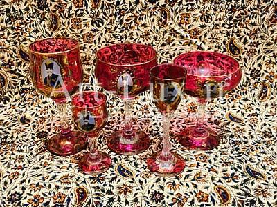 خرید جام و گیلاس شاه عباسی