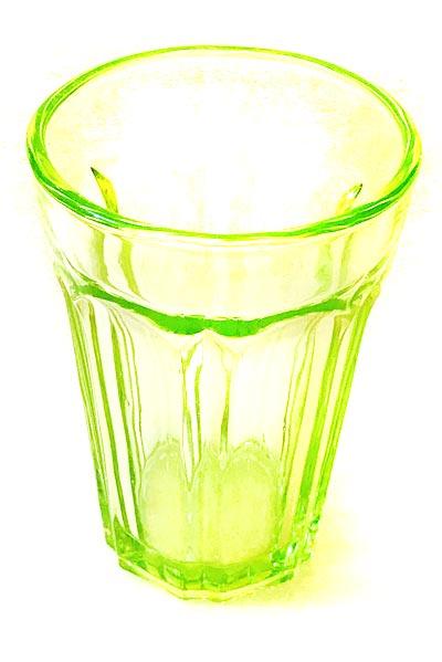 لیوان سبز سنتی