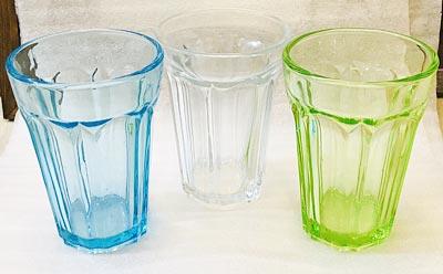 لیوان های سنتی بلوری