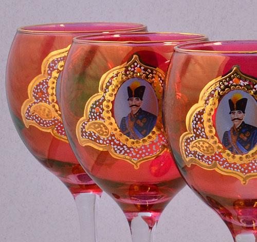 گیلاس توپول شاه عباسی