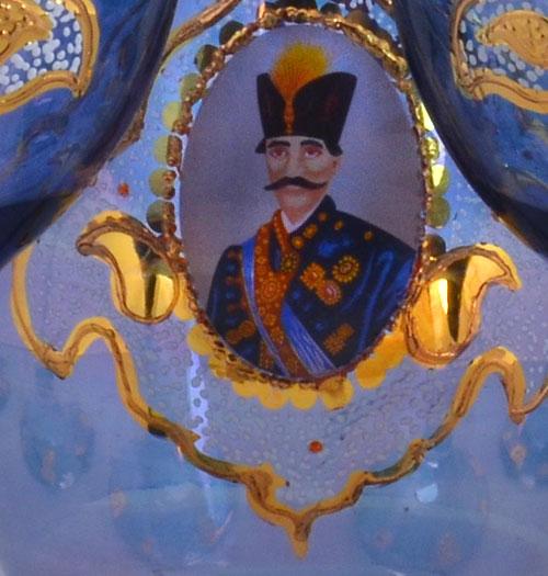 تنگ سورمه ای شاه عباسی