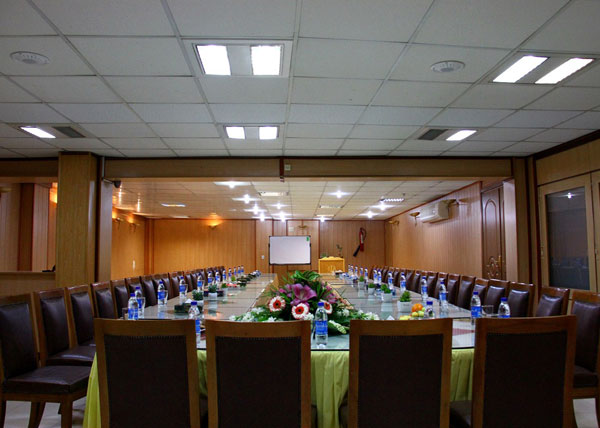طراحی سالن اجلاس