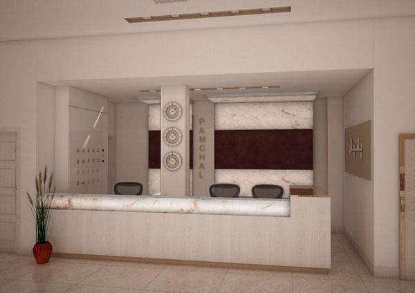 طراحی دکوراسیون هتل ها