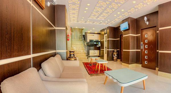 خرید تجهیزات هتلی در اصفهان