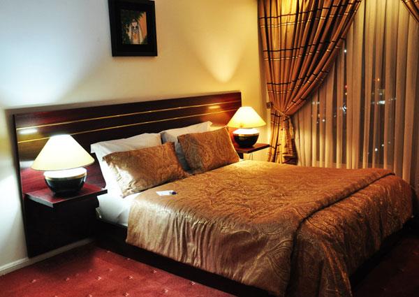 خرید تختخواب هتلی