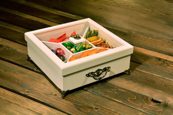 خرید جعبه کادویی آجیل
