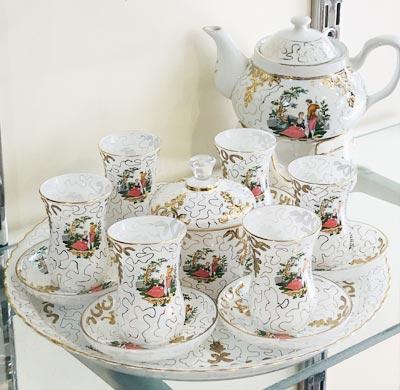 سرویس چایخوری سنتی رومئو ژولیت