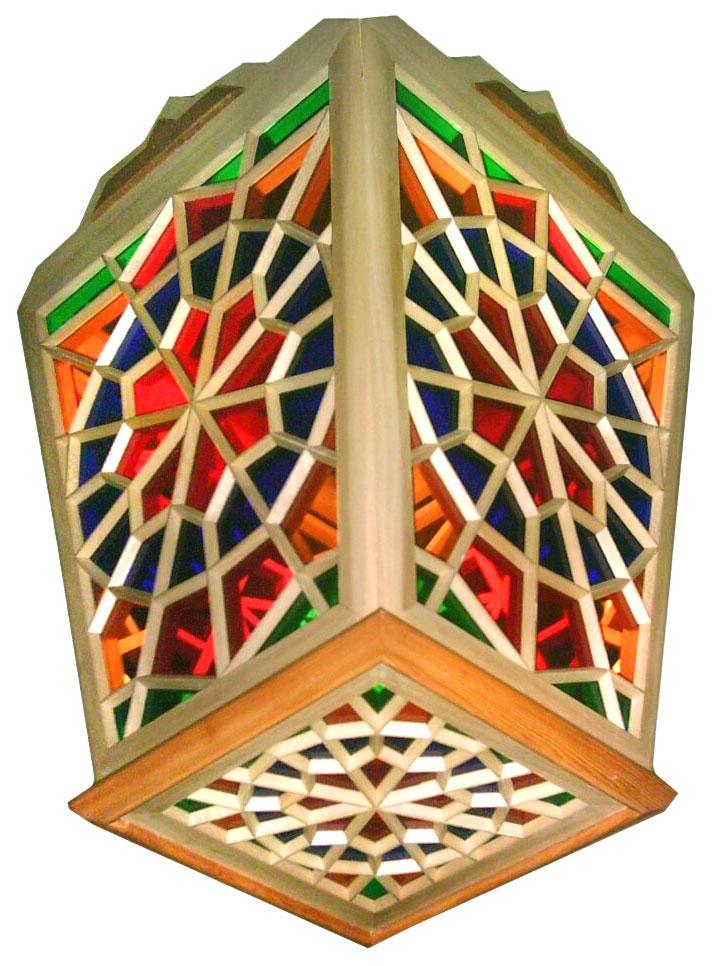 لوستر سنتی ایرانی