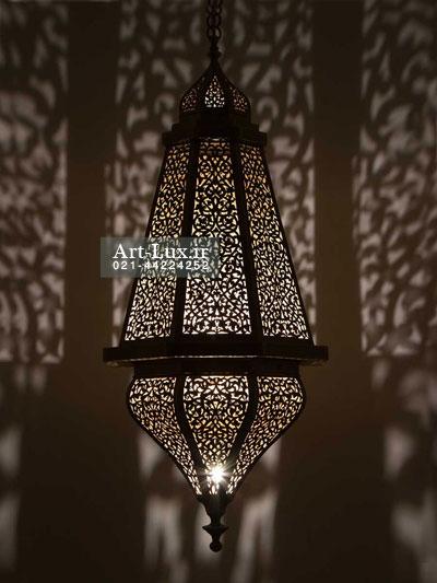 لوستر خاص رستوران عربی