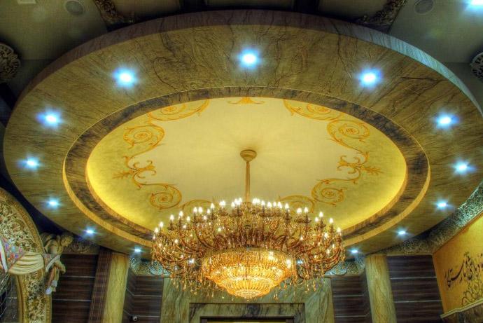 طراح لوستر در ایران