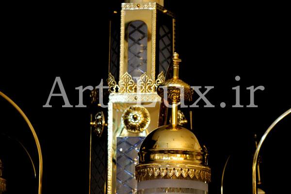 لوستر محمد رسول الله