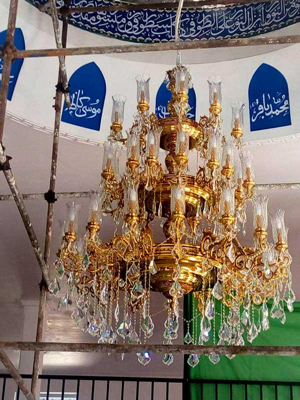خرید لوستر مسجد
