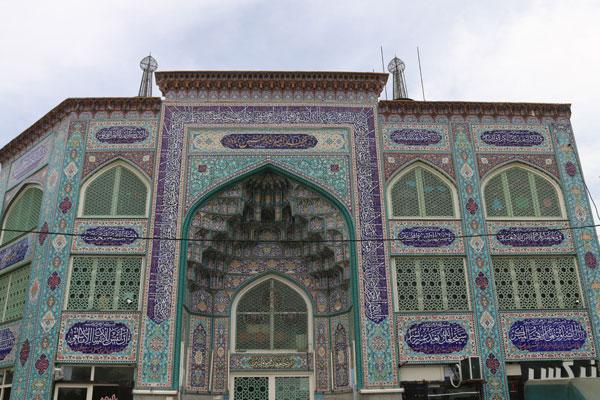 لوستر بزرگ مدرن مسجدی