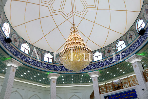 لوستر آبطلای مسجدی
