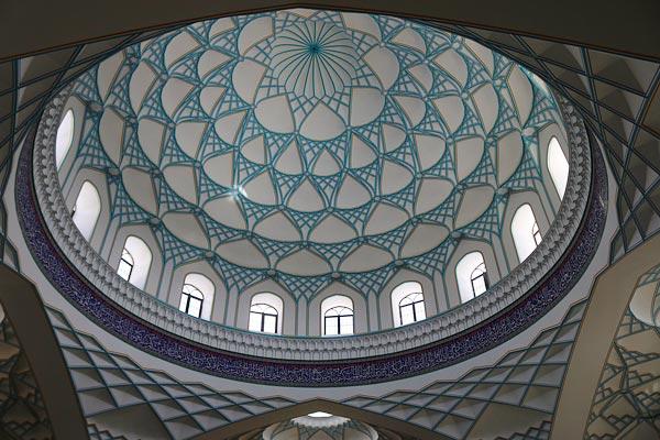 ساخت گنبد مسجد