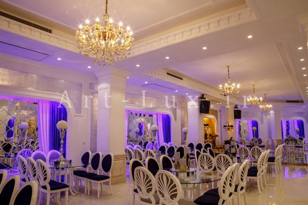 فروش لوستر تالار عروسی