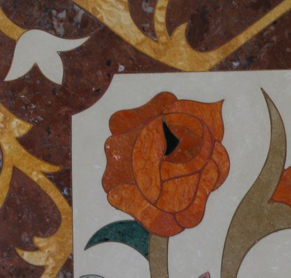 سنگ تزئینی داخل پذیرایی