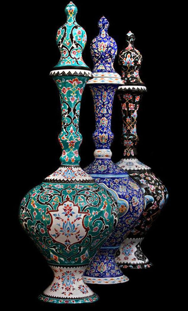 خرید ظروف میناکاری اصفهان