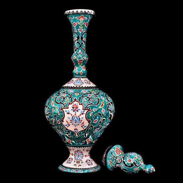 قیمت ظروف مینا کاری اصفهان