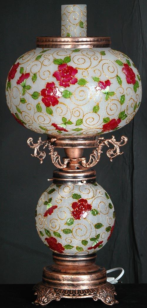 چراغ رومیزی سلطنتی