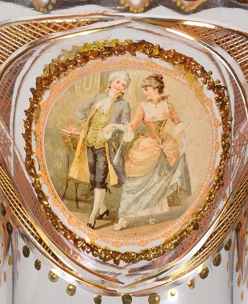 حباب شمعدان رومئو و زولیت