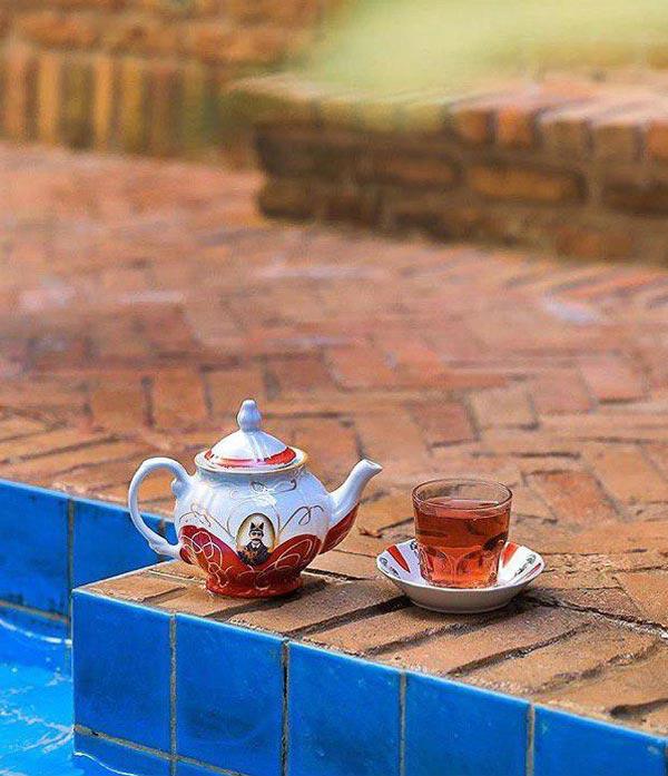 قوری چای ناصری