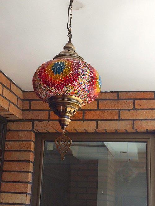 نصب لوستر در اصفهان