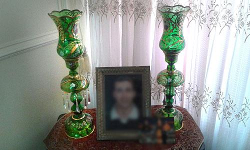 خرید شمعدان لاله عباسی در اصفهان