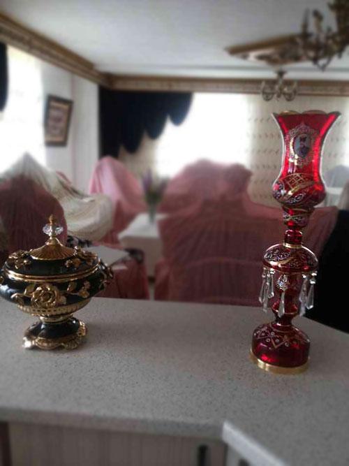 شمعدان شاه عباسی ملایر