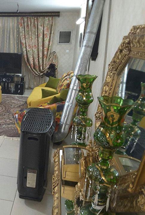 خرید قطعات شمعدان شاه عباسی