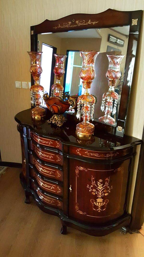 فروش آینه شمعدان در تهران
