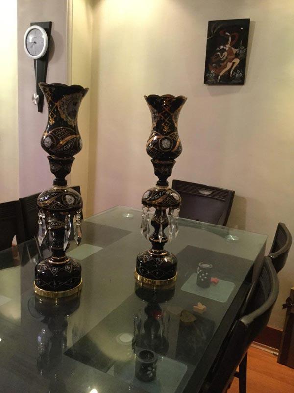فروش شمعدان لاله عباسی در کرج