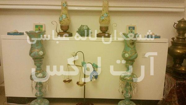 خرید ظروف با طرح شاه عباسی