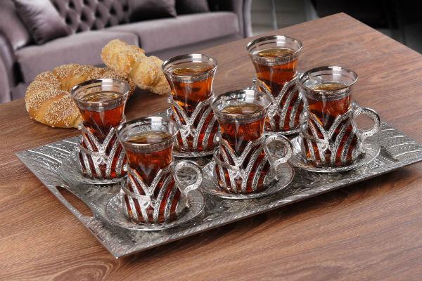 خرید سرویس چای خوری سنا ترکیه