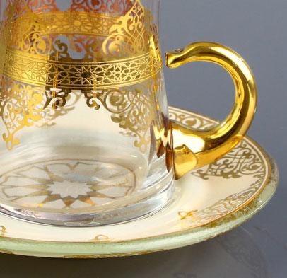 مدل استکان چای خوری جدید ترکیه ای