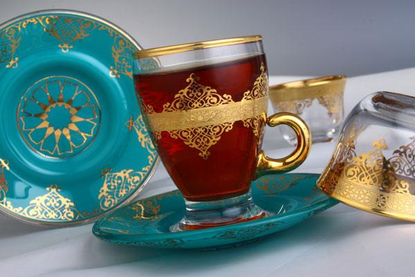 خرید فنجان چای خوری ترکیه ای