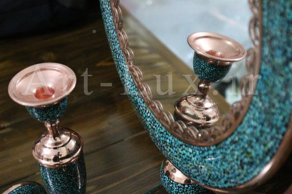 فروش اینه و شمعدان های اصفهان