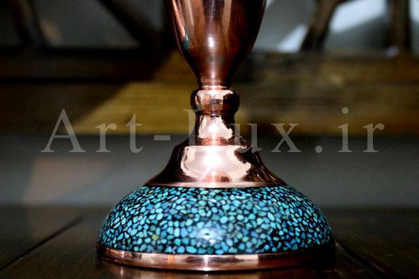 قیمت آینه و شمعدان فیروزه کوب در تهران